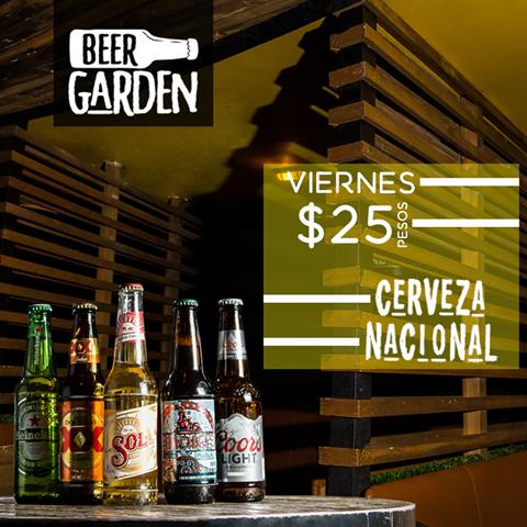 Beergarden Para Pasar El Rato Y Por Que La Cerveza Sabe Mejor En