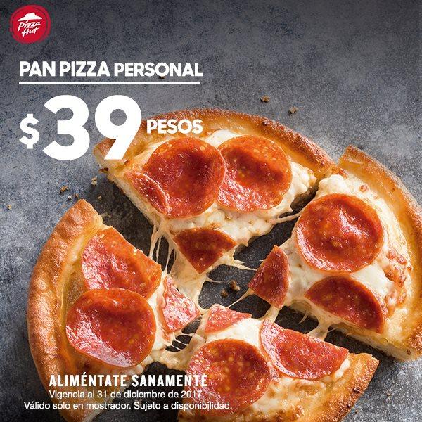 Pan Pizza Individual