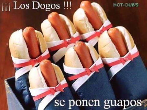 Los Dogos se ponen guapos