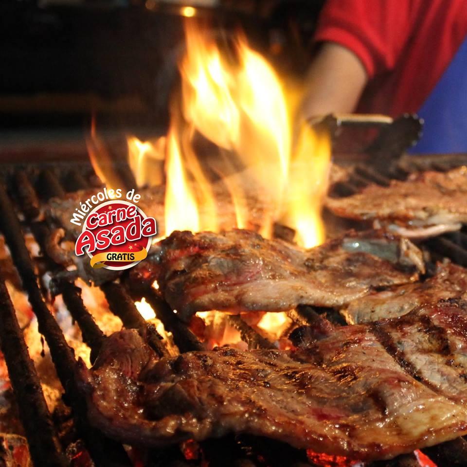 Carne Asada Gratis