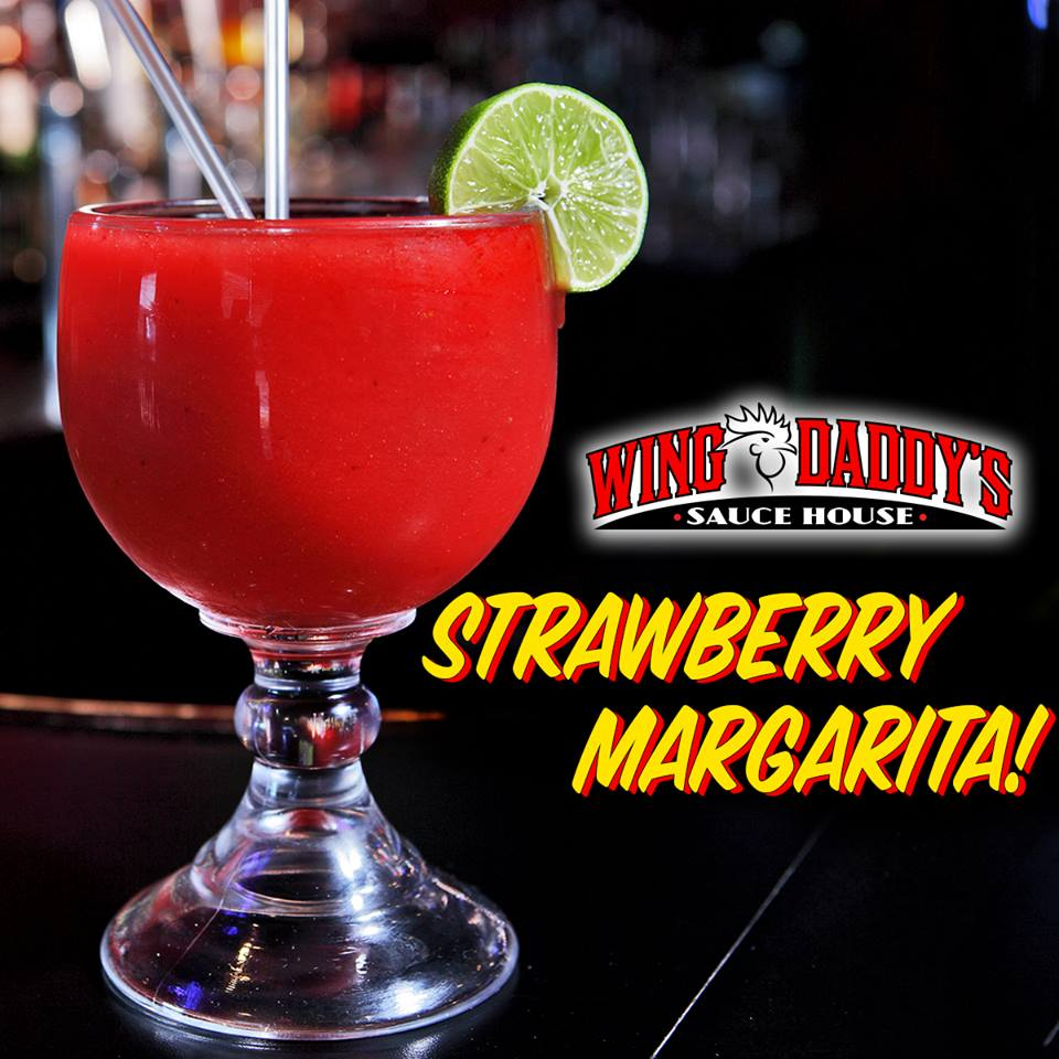 Strawbwerry Margarita