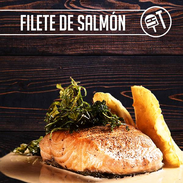 delicioso filete de #Salmón