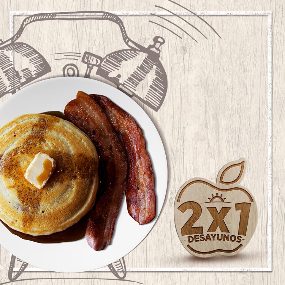 Desayunos 2x1