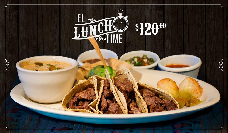 El Lunch Time