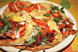 Promocion 3x2 tacos al pastor